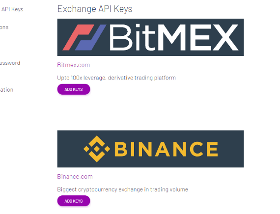 Feb 2019 Update: Launching Bitmex and trading with API keys!