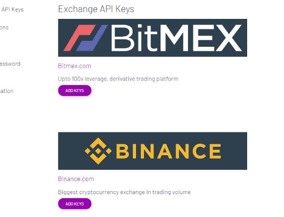 Feb 2019 Update: Launching Bitmex and trading with API keys!