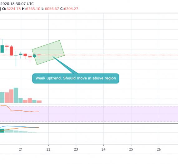 Mudrex Price Analysis #36 Bitcoin (BTC/USD) – 22nd March 2020