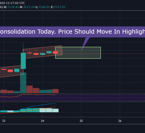 Mudrex Price Analysis #58 Bitcoin (BTC/USD) – 24th April 2020