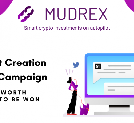 Mudrex Bounty Campaign Jun – Jul 2020