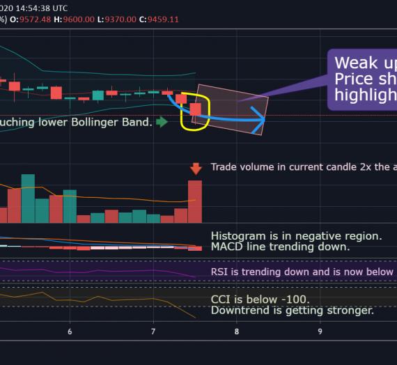 Mudrex Price Analysis #93 Bitcoin (BTC/USD) – 7th June 2020
