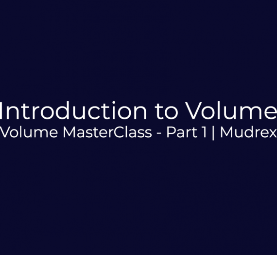 Volume Indicator MasterClass – Part 1