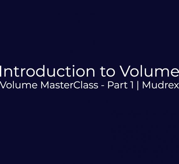 Volume Indicator MasterClass – Part 1