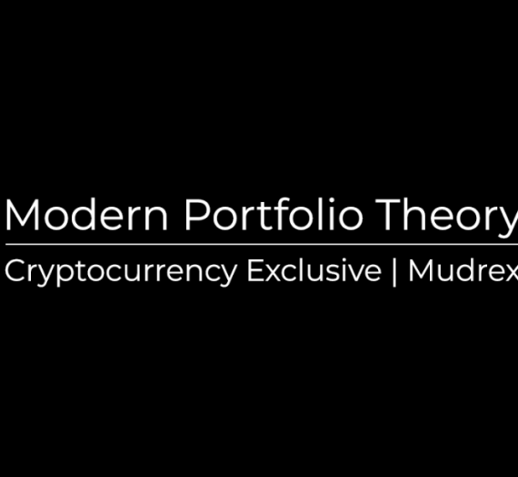 Modern Portfolio Theory for Cryptocurrency