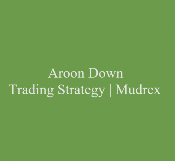 Aroon Down Trading Strategy