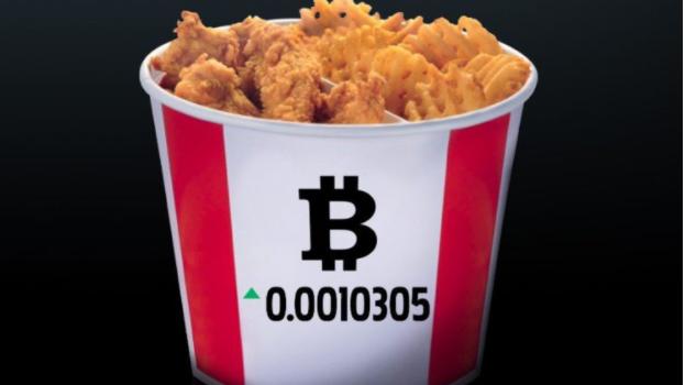 Bitcoin for food