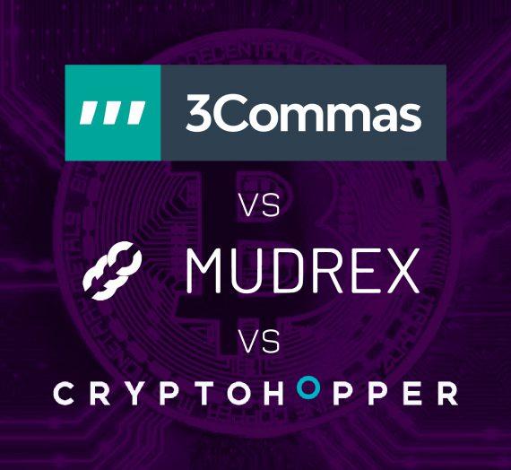 3Commas vs Mudrex vs CryptoHopper — Detailed Review