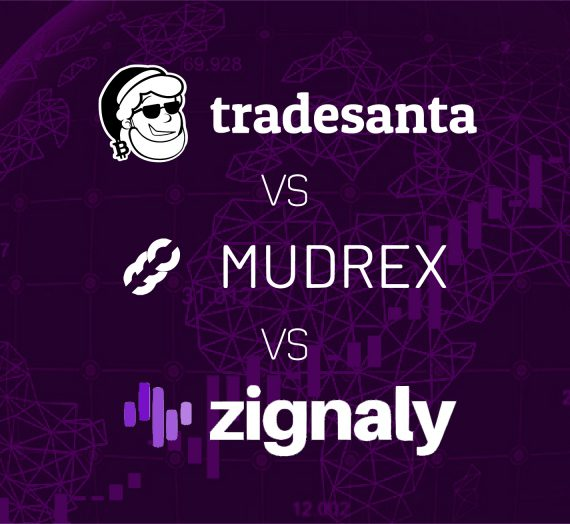TradeSanta vs Mudrex vs Zignaly — Detailed Review