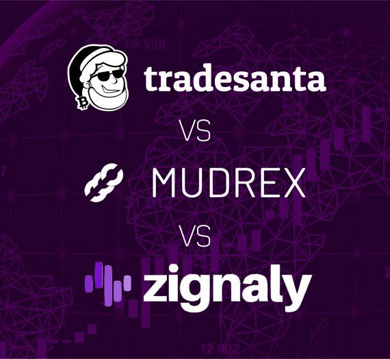 TradeSanta vs Mudrex vs Zignaly — Detailed Review