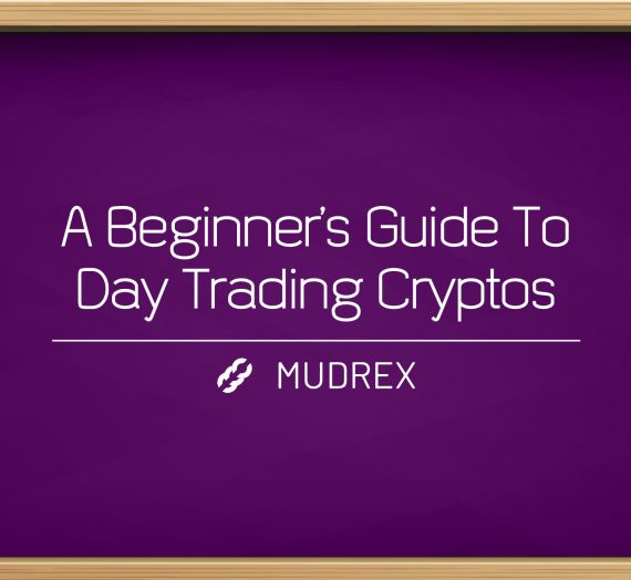 A Beginner's Guide To Day Trading Cryptos