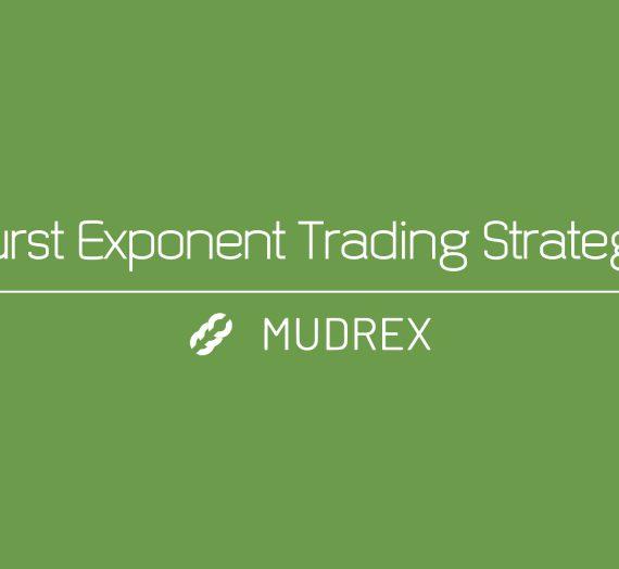 Hurst Exponent Trading Strategy