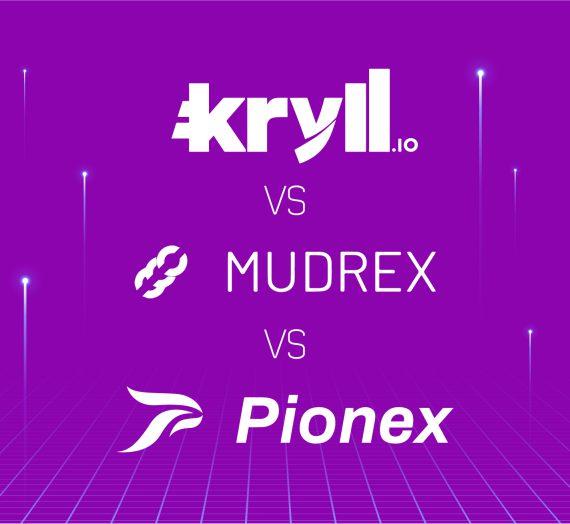 Kryll vs Mudrex vs Pionex — Detailed Review