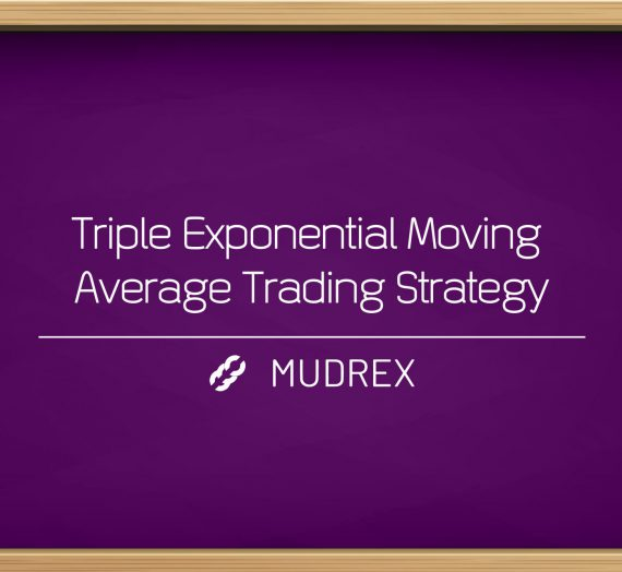 Triple Exponential Moving Average Trading Strategy