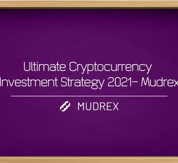Ultimate Cryptocurrency Investment Strategy 2021- Mudrex