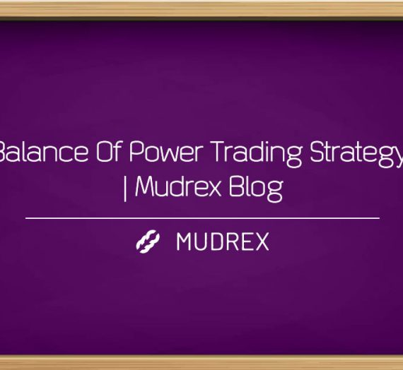 Balance Of Power Trading Strategy