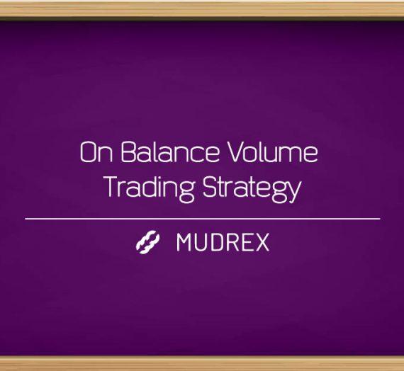 On Balance Volume Trading Strategy