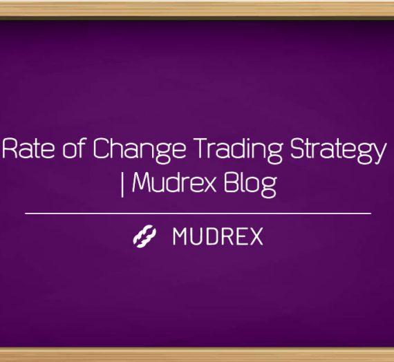 Rate of Change Trading Strategy