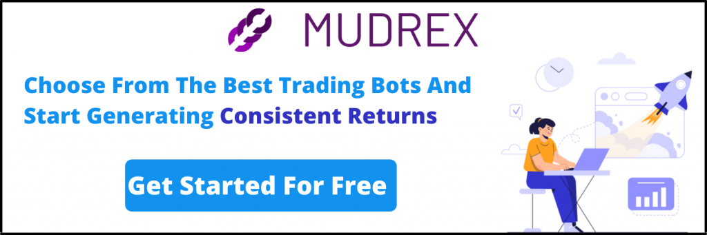 Invest in crypto trading bots with Mudrex