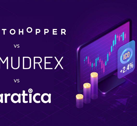 Cryptohopper vs Mudrex vs Paratica — Detailed Review