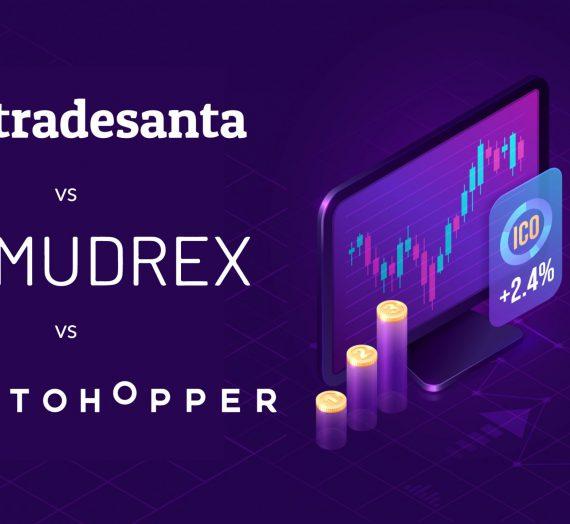 TradeSanta vs Mudrex vs Cryptohopper — Detailed Review