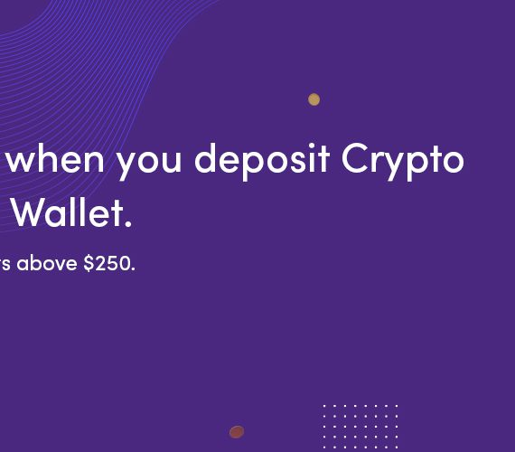 Wallets with Benefits!! Earn up to $500 when you deposit crypto in your Mudrex Wallet. 💰💰